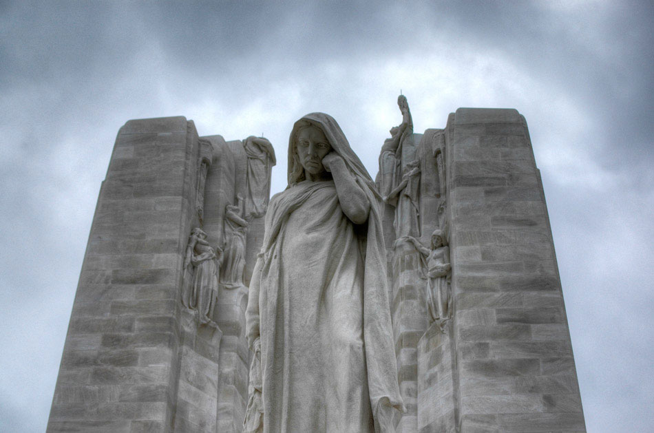 essay on the battle of vimy ridge Many canadians today see the battle of vimy ridge as the birth of their nation and a defining moment in canada's history one of the most important reasons why vimy.