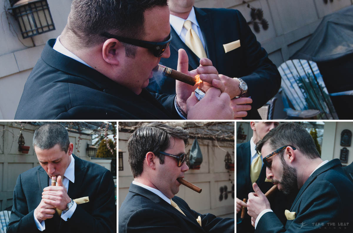 Cigars for everyone!