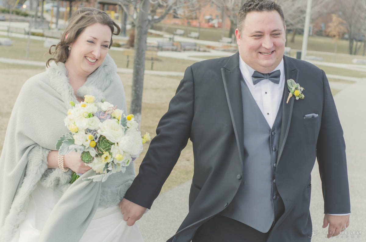 Neither of them stopped smiling the entire time we did post-ceremony shots.