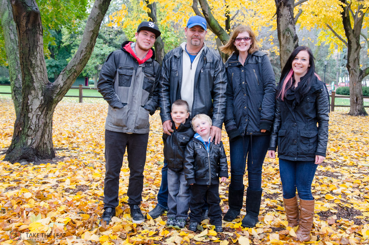 Cleary Family, Gage Park, Hamilton, ON