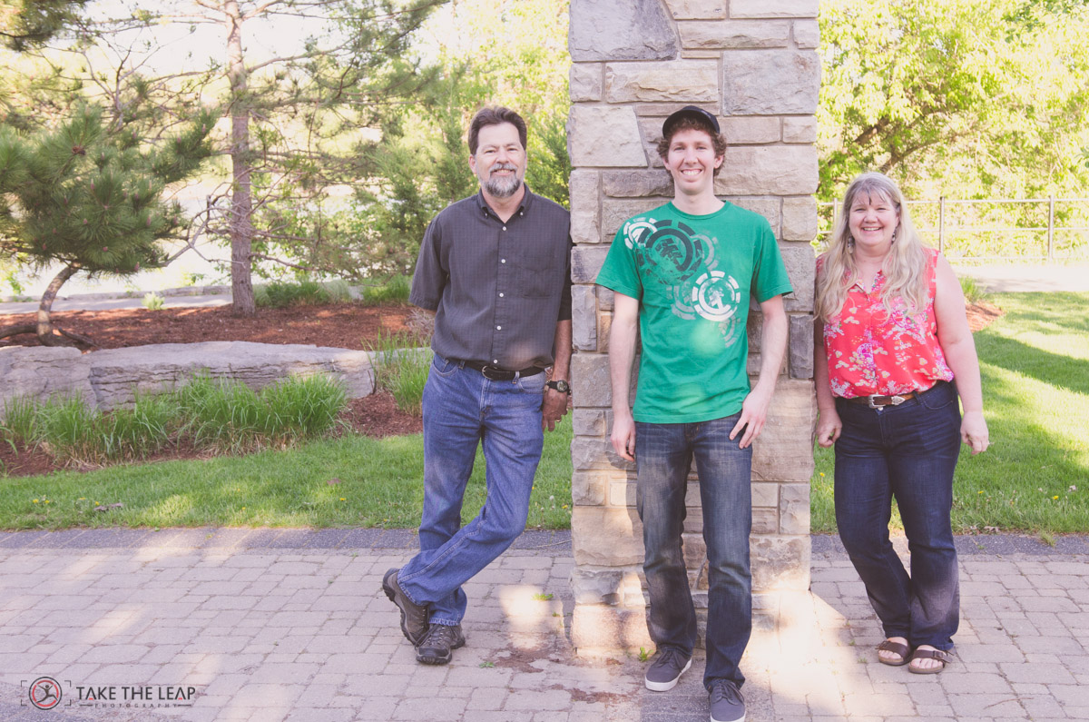 Mackay Family Photography, Millennium Park, Peterborough, ON