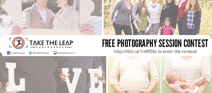 Free Photography Session, Spring 2014
